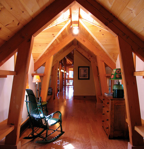 Timber Framing For Residential And Commercial Construction